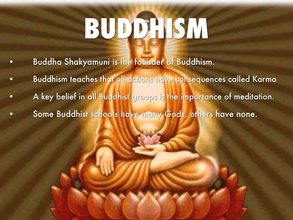 an overview of world religions buddhism Here is an introduction to buddhism for beginners the most common estimate is 350 million, which makes buddhism the fourth largest of the world's religions.